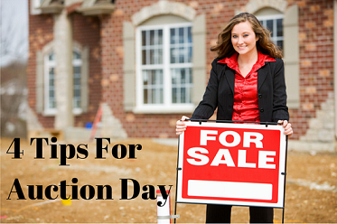 Latte Property 4 Tips For Auction Day
