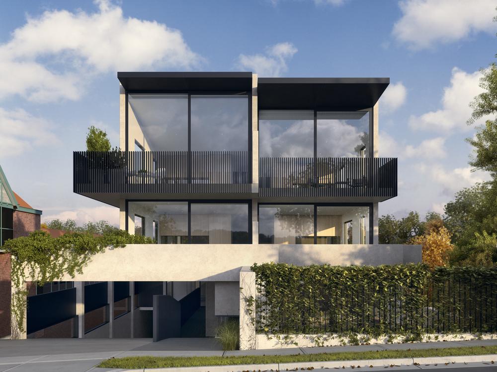 New Ivanhoe East Apartments