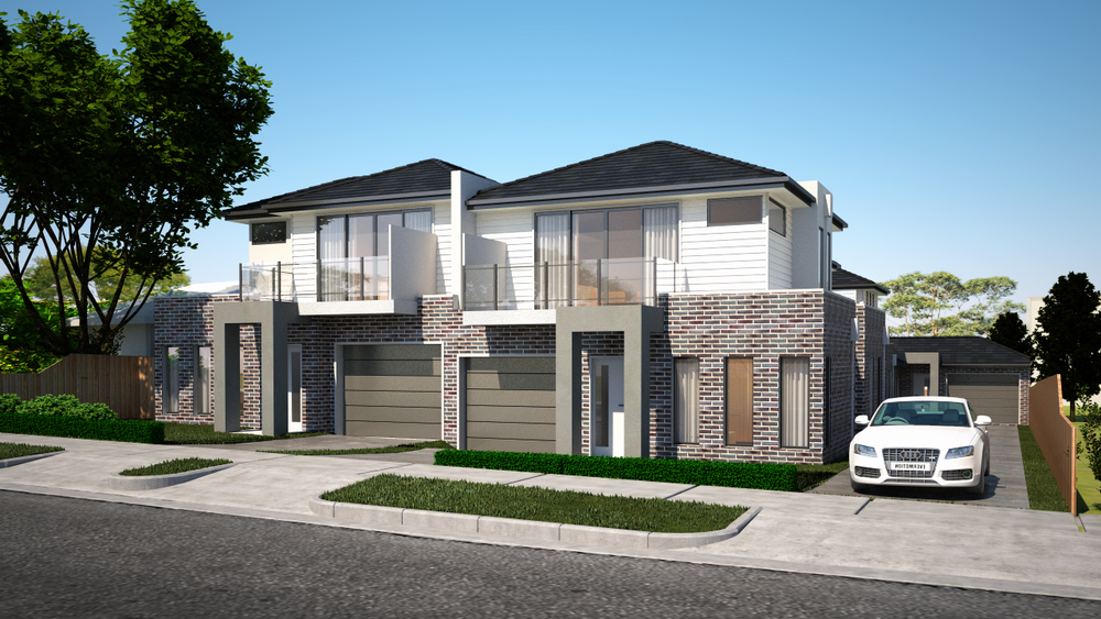 Glenroy Townhouses $425,000