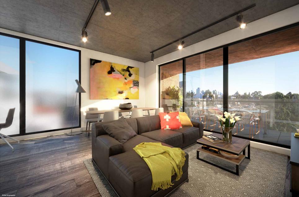 New St Kilda Apartments