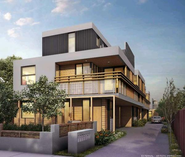 New Thornbury Townhouses from $680,000