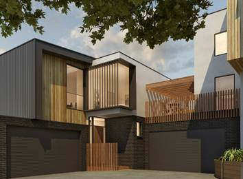 Luxury Homes Kew East in Tree Lined Street close to shops & trams