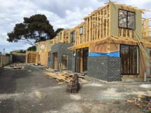 Under construction - Glenroy Townhouses
