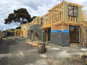 Under construction - Glenroy Townhouses