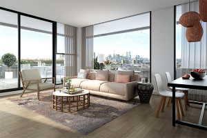 New Moonee Ponds Apartments
