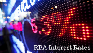 RBA Interest Rates Announcement