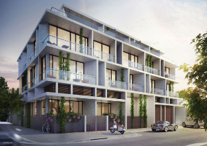 St Kilda Apartments with St Kilda beach nearby and city views available