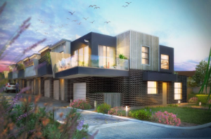 New Townhouses in Brunswick West