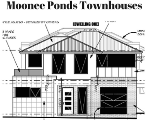 New Off The Plan Moonee Ponds Townhouses from $679,500