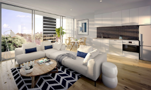 New Fairfield Apartments from $430,000