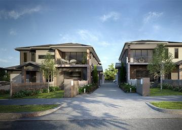 New Glenroy Townhouses from $439,000 with stamp duty savings