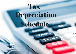 Request a quote here for your Tax Depreciation Schedule