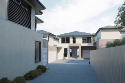 New Off The Plan Townhouses in Essendon