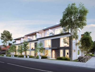 Stunning Brunswick Townhouses from $752,500