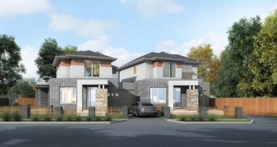 New Off The Plan Blackburn Townhouses