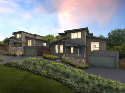 Off The Plan Eltham Townhouses