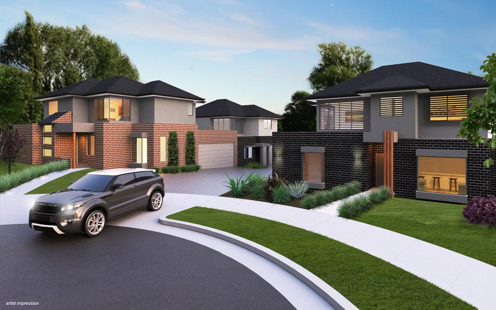 Mount Waverley Luxury Townhouses in Waverley School Zone