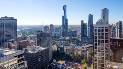 Melbourne has more affordable housing options than other capital cities. Picture: Mark Stewart
