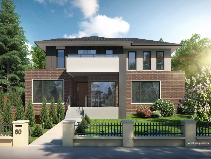 Mont Albert North Townhouses : Feature Property