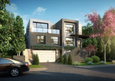 Doncaster Townhouses : Feature Property