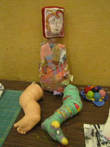 Alison Stillwell doll