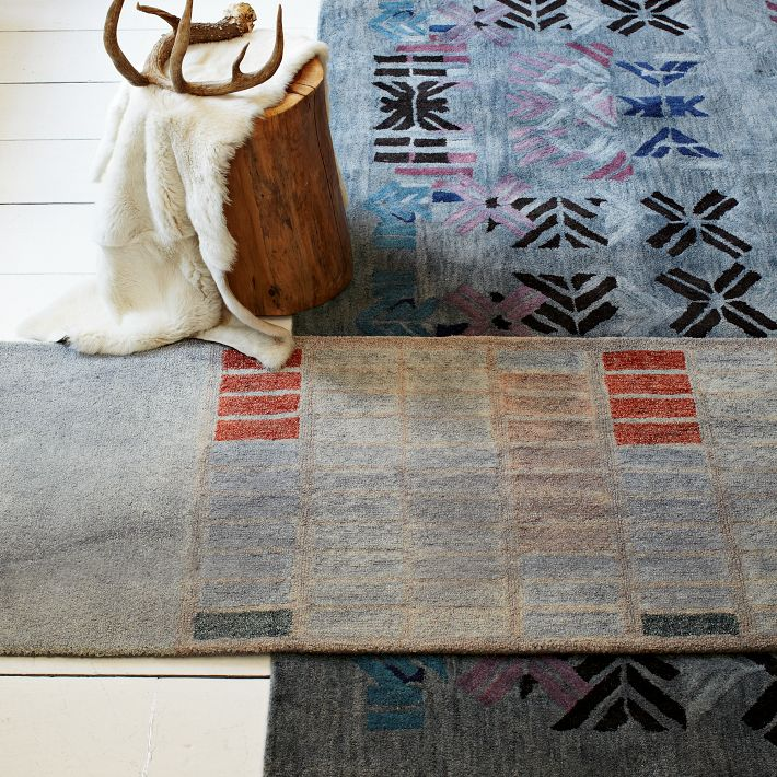 Alyson Fox rugs for West Elm