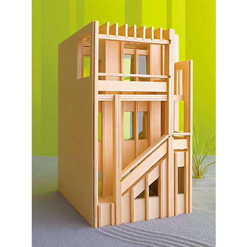 Ben Holiday house model for CB2