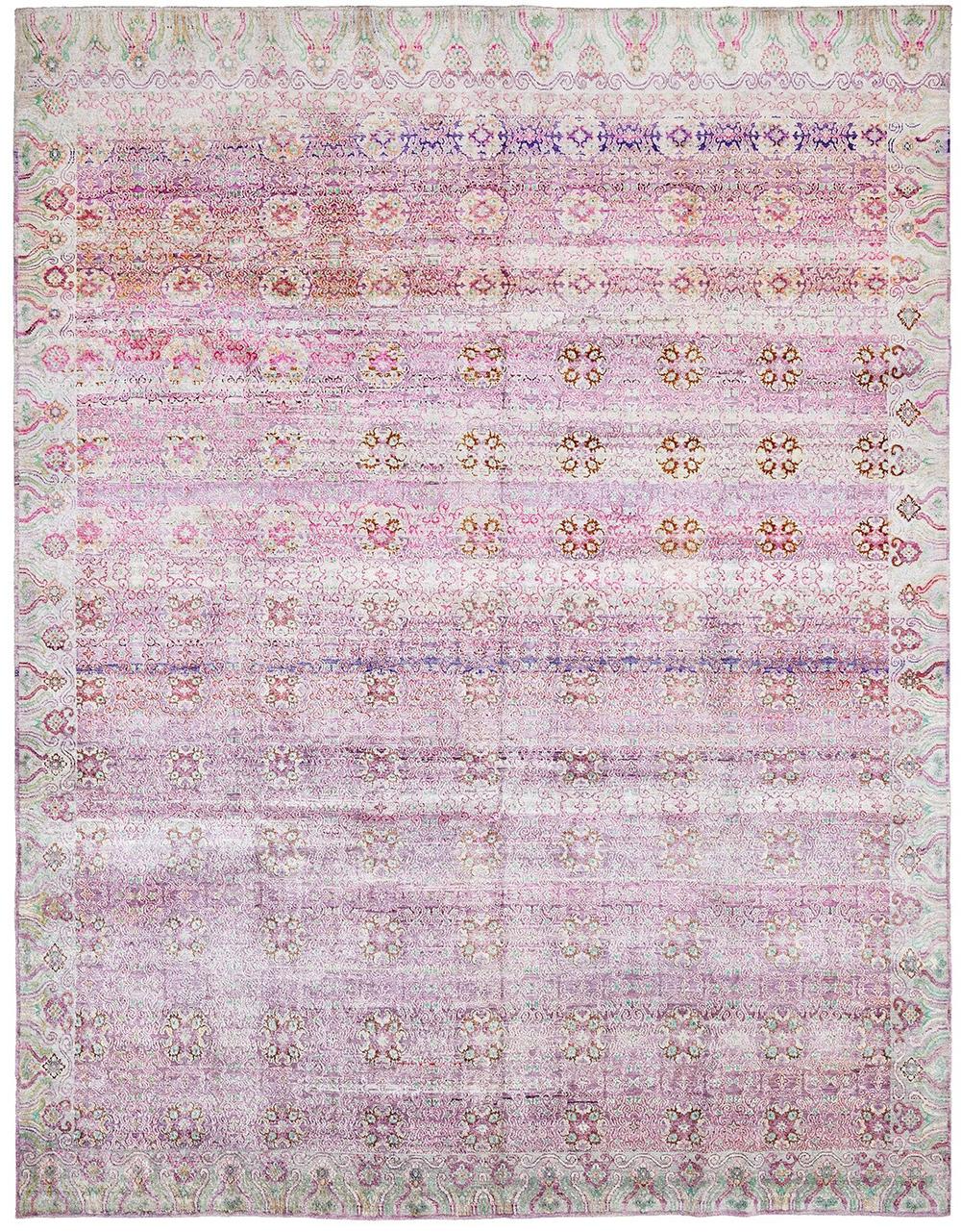 Aura silk rug, $10,500