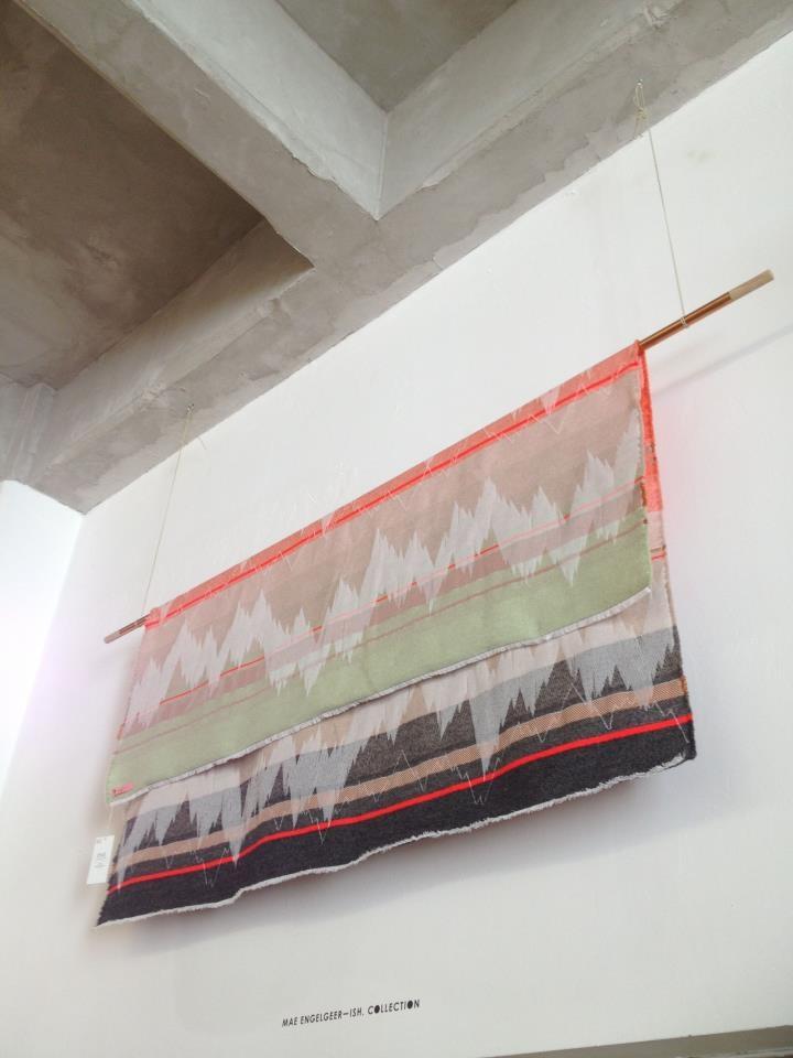 Mae Engelgeer Ish 02 blanket $392