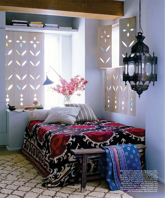 via Elle Decor March 2009