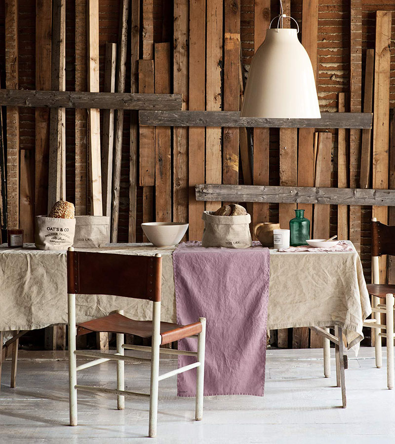 Linen table runner $12.95