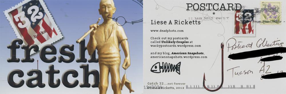 Liese A Ricketts