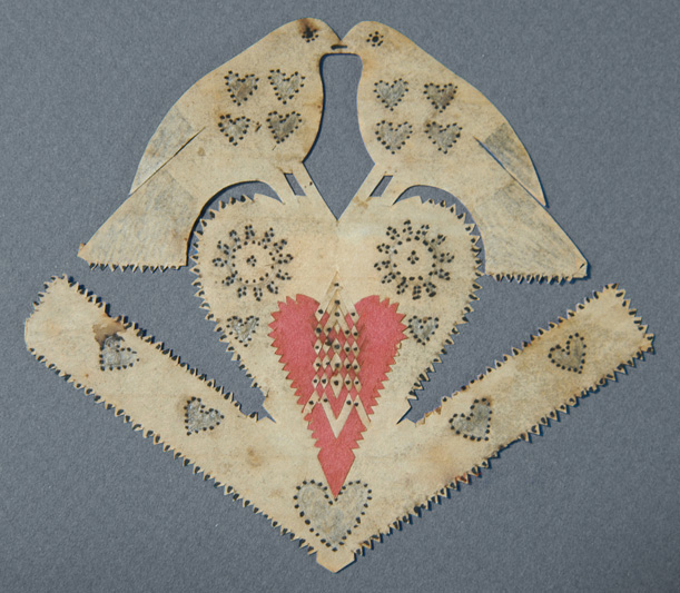Bird Love Token (Image provided by Hannah Barnes)