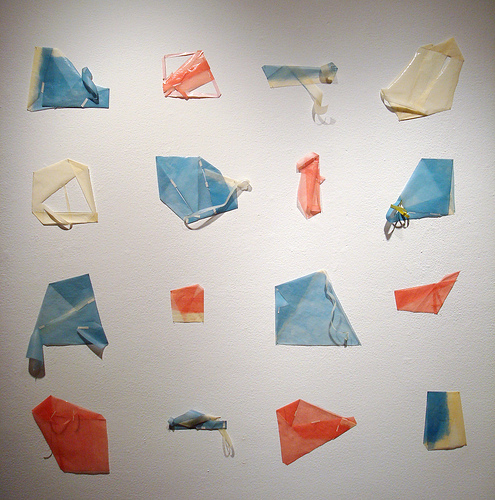 Hannah Barnes, Fragments, 2008