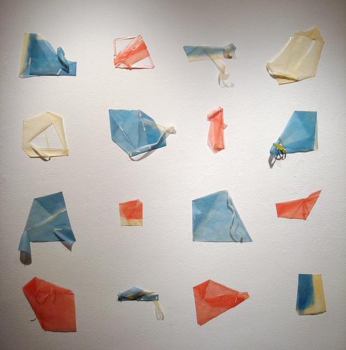 Hannah Barnes, Fragments, 2008