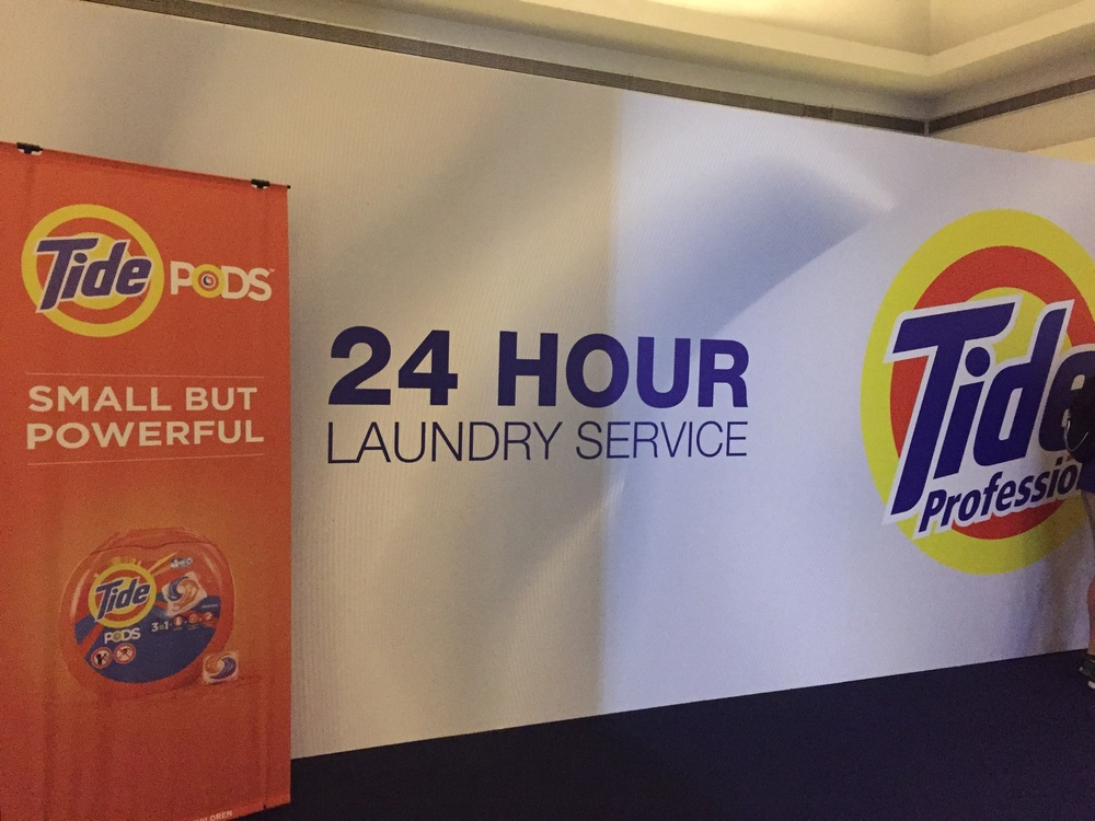 24 hour service, it's true says it here in big bold letters!