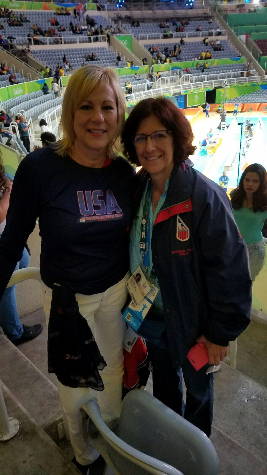 With Karen Zando-Athletes in Action! Chaplain of the 2012 London Games in the Village A look inside the P&G House