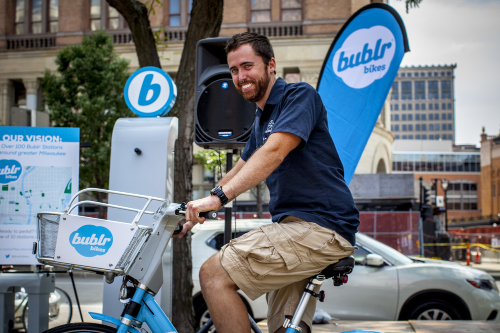 No - that's a bublr!