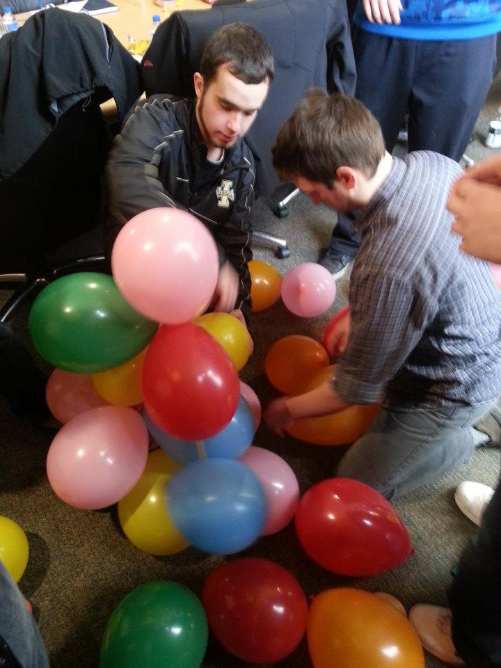 Building Balloon Towers