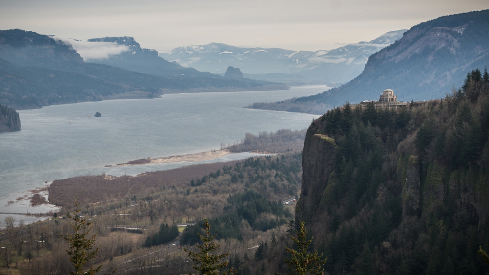 And more of the Columbia River Gorge...