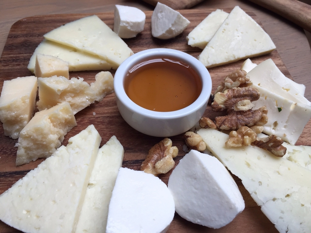 Italian Cheese Plate & Gallery \u2014 Barbalu