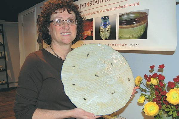 Mimi Stadler Pottery in the news