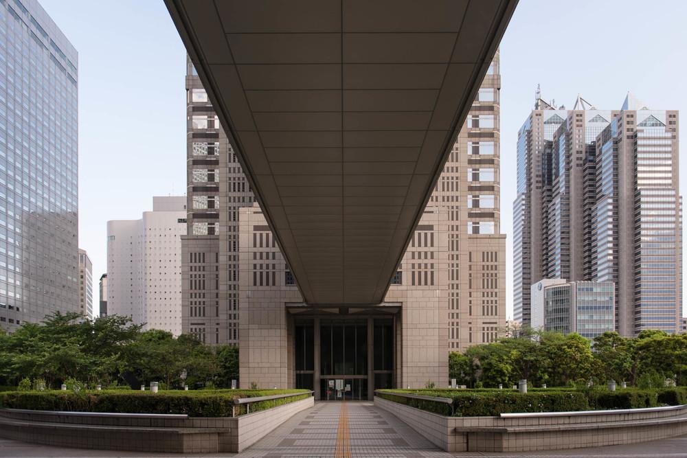 tokyo metropolitan gov't building