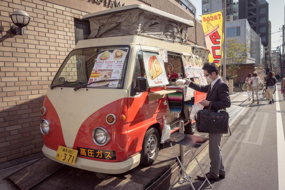 tokyo taco truck