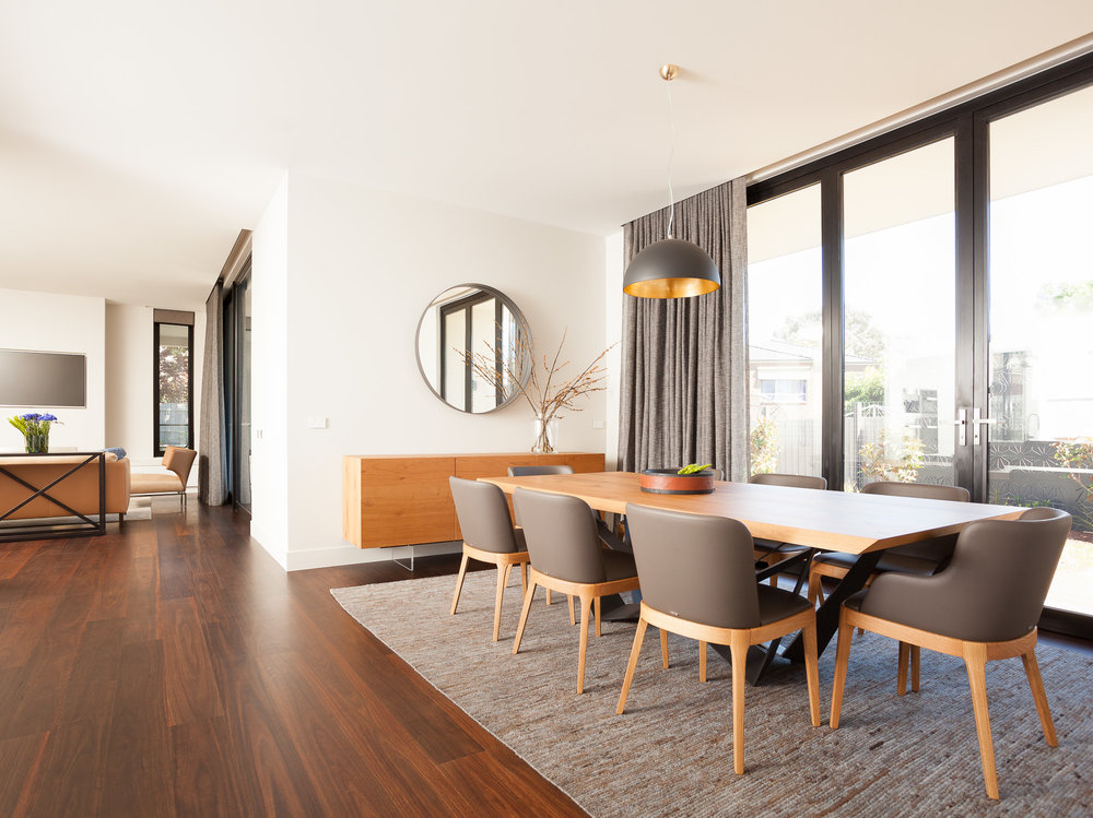 Interior Design Open Plan - Melbourne
