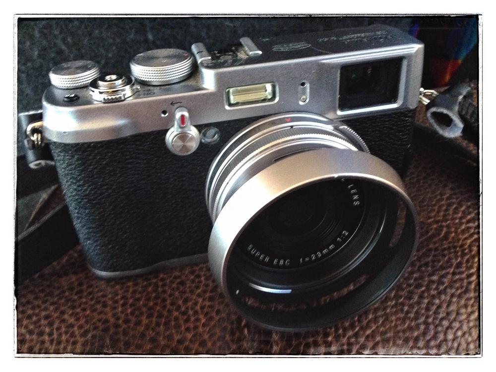 Fujifilm X100, my friend along my Kodawari (journey) of discovering my creative style.