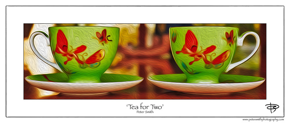Number 30, 2014, 'Tea for Two'