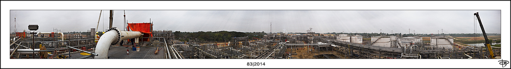 Bibiyana Gas Plant Expansion - BYX 83|2014