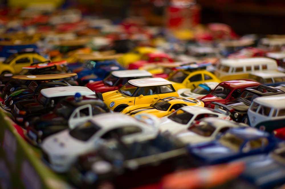 Eumundi Market Cars