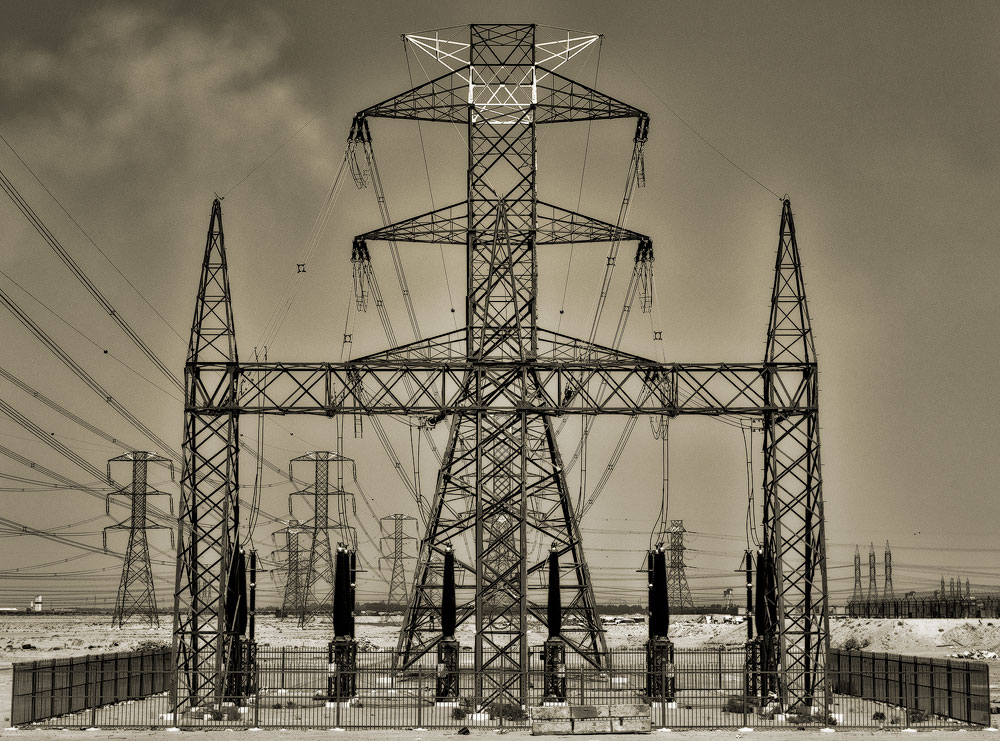 Power Lines I